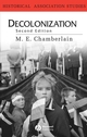 Decolonization: The Fall of the European Empires, 2nd Edition (0631218041) cover image