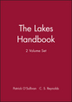 The Lakes Handbook: 2 Volume Set (0632047941) cover image