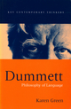 Dummett: Philosophy of Language (0745622941) cover image