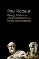 Being, Essence and Substance in Plato and Aristotle (0745660541) cover image