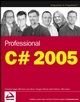 Professional C# 2005 (0764575341) cover image