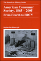 American Consumer Society, 1865 - 2005: From Hearth to HDTV (0882952641) cover image