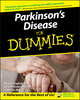 Parkinson's Disease For Dummies (1118051041) cover image
