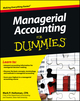 Managerial Accounting For Dummies (1118237641) cover image