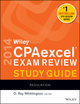 Wiley CPAexcel Exam Review 2014 Study Guide, Regulation (1118734041) cover image
