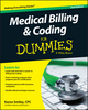 Medical Billing & Coding For Dummies, 2nd Edition (1118982541) cover image