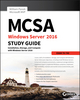 MCSA Windows Server 2016 Study Guide: Exam 70-740 (1119359341) cover image