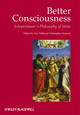 Better Consciousness: Schopenhauer's Philosophy of Value (1405192941) cover image