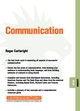Communication: Leading 08.08 (1841123641) cover image