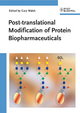 Post-translational Modification of Protein Biopharmaceuticals (3527320741) cover image