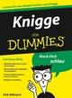 Knigge für Dummies (3527638741) cover image