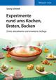 Experimente rund ums Kochen, Braten, Backen, 3. Auflage (3527694641) cover image