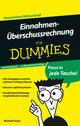 Einnahmen-Überschussrechnung für Dummies Das Pocketbuch, 2. Auflage (3527696741) cover image