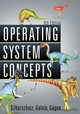 Operating System Concepts, 8th Edition (EHEP000141) cover image