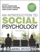 An Introduction to Social Psychology 5e (EHEP001541) cover image