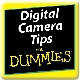 Digital Camera Tips For Dummies App (WS100041) cover image