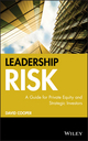 Leadership Risk: A Guide for Private Equity and Strategic Investors (0470032642) cover image