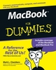 MacBook For Dummies (0470085142) cover image