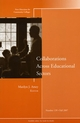 Collaborations Across Educational Sectors: New Directions for Community Colleges, Number 139 (0470255242) cover image