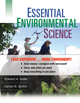 Essential Environmental Science, Binder Ready Version (0470279842) cover image