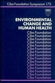 Environmental Change and Human Health, No. 175 (0470514442) cover image