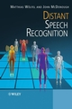 Distant Speech Recognition (0470517042) cover image