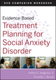 Evidence-Based Treatment Planning for Social Anxiety Disorder Workbook (0470548142) cover image