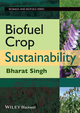 Biofuel Crop Sustainability (0470963042) cover image