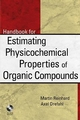 Handbook for Estimating Physiochemical Properties of Organic Compounds (0471172642) cover image