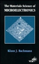 The Materials Science of Microelectronics (0471185442) cover image