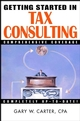 Getting Started in Tax Consulting (0471384542) cover image