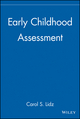 Early Childhood Assessment (0471419842) cover image