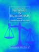 Handbook of Psychology in Legal Contexts, 2nd Edition (0471498742) cover image