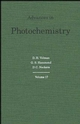Advances in Photochemistry, Volume 17 (0471558842) cover image
