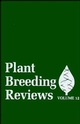Plant Breeding Reviews, Volume 12 (0471573442) cover image