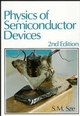 Physics of Semiconductor Devices, 2nd Edition (0471673242) cover image