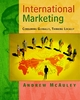 International Marketing: Consuming Globally, Thinking Locally (0471897442) cover image