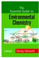 The Essential Guide to Environmental Chemistry (0471899542) cover image