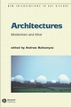 Architectures: Modernism and After (0631229442) cover image