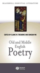 Old and Middle English Poetry (0631230742) cover image