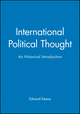 International Political Thought: An Historical Introduction (0745623042) cover image