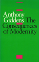 The Consequences of Modernity (0745666442) cover image
