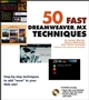 50 Fast Dreamweaver MX Techniques (0764538942) cover image