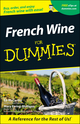 French Wine For Dummies (0764553542) cover image