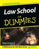 Law School For Dummies (1118068742) cover image
