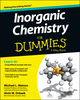 Inorganic Chemistry For Dummies (1118217942) cover image