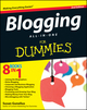 Blogging All-in-One For Dummies, 2nd Edition (1118299442) cover image
