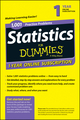 1,001 Statistics Practice Problems For Dummies Access Code Card (1-Year Subscription) (1118849442) cover image