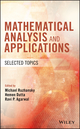 Mathematical Analysis and Applications: Selected Topics (1119414342) cover image