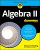 Algebra II For Dummies, 2nd Edition (1119543142) cover image
